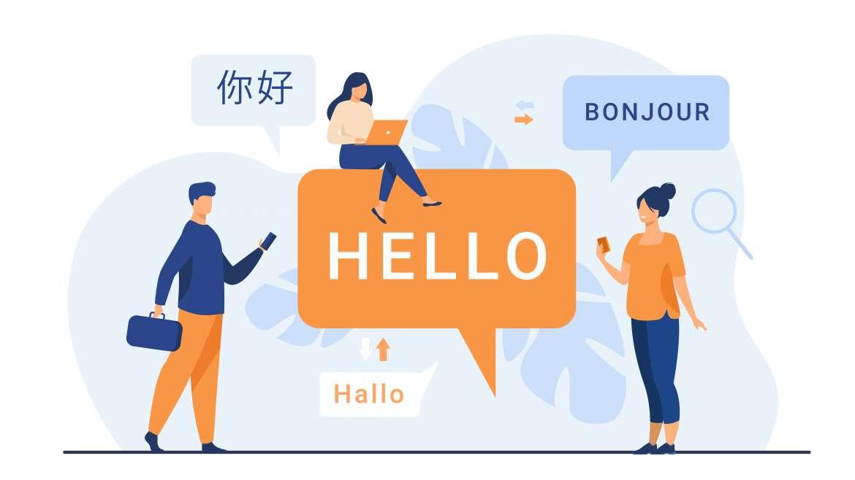 Übersetzungen und Sprachunterricht für Deutsch